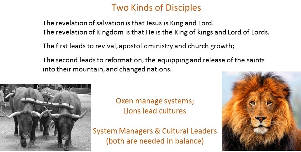 2015-08-25 2 Kinds of disciples