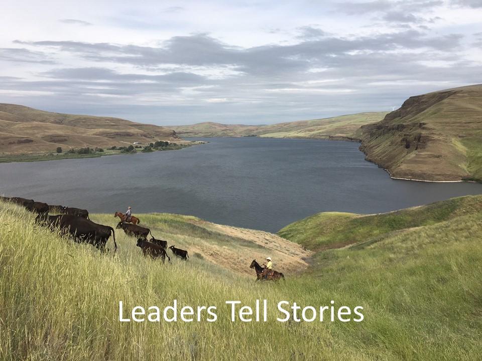 2016-06-19 Leaders Tell Stories